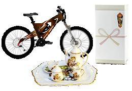 ギフト・雑貨・自転車のイメージ