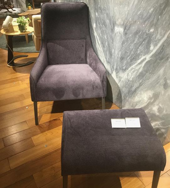 スツール付きのソファーは買取の金額も高くなります