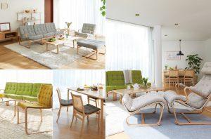 天童木工の代表的な家具「Mシリーズ」