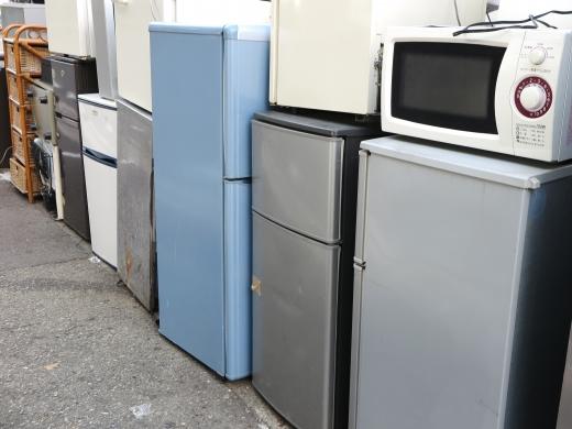 中古冷蔵庫